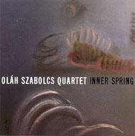 Oláh Szabolcs Quartet: Inner Spring