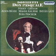 Donizetti, Gaetano: Don Pasquale