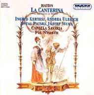 Haydn, Joseph: Az énekesnő; B-dúr szimfónia No. 35