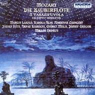 Mozart, W. A.: A Varázsfuvola (részletek)