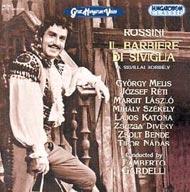 Rossini, Gioacchino: A sevillai borbély
