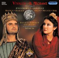 Vivaldi, Antonio: Tigranész - Az Erény győzelme a Szerelem és a Gyűlölet felett (Operatöredék)