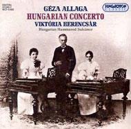 Allaga Géza: Magyar cimbalomkoncert