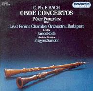 Bach, C.Ph.E.: Oboaversenyek