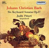 Bach, J. Ch.: Hat szonáta Op. 17