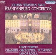Bach, J.S.: Brandenburgi versenyek