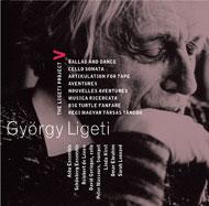 The Ligeti Project V