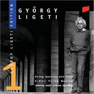 György Ligeti Edition 1 - Vonósnégyesek és duettek