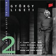 György Ligeti Edition 2 - A cappella kórusművek