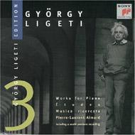 György Ligeti Edition 3 - Zongoraművek