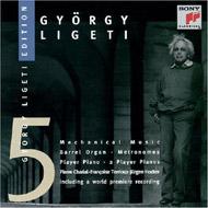 György Ligeti Edition 5 -  Mechanical Music