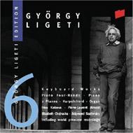 György Ligeti Edition 6 - Művek billentyűs hangszerekre
