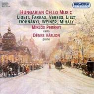 Magyar szerzők művei gordonkára
