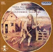 Agricola, Alexander: Missa Malheur me bat; Missa In minen sin