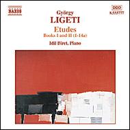 Ligeti György: Etudes, Books 1 and 2