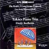 Live from Wigmore Hall - Beethoven, Ludwig van: B-dúr trió, Op. 97; Haydn, Michael: G-dúr trió