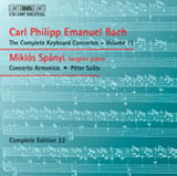 Bach, C.P.E.: The Complete Keyboard Concertos, Vol. 11