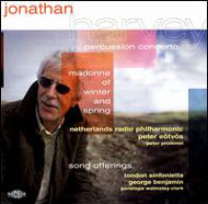 Harvey, Jonathan: Song Offerings; Percussion Concerto; Madonna of Winter and Spring