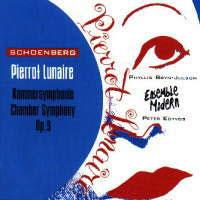 Schönberg, Arnold: Pierrot Lunaire; Kammersymphonie Nr. 1, Op.9