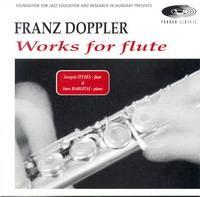 Doppler Ferenc: Works for flute
