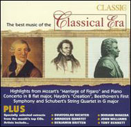The Best Music of the Classical Era