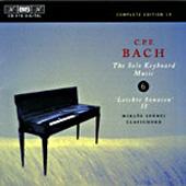 Bach, C.P.E.: Solo Keyboard Music, Vol. 06