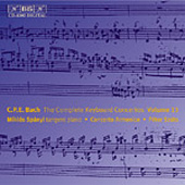 Bach, C.P.E.: The Complete Keyboard Concertos, Vol. 13