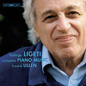Ligeti György - The Complete Piano Music