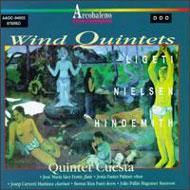Ligeti György: Six Bagatelles; Nielsen, Carl: Wind Quintet, FS 100, Op. 43; Hindemith, Paul: Kleine Kammermusik, Op. 24/2