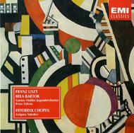 Liszt Ferenc: Les Preludes; Bartók Béla: Concerto; Chopin, Fryderik: Mazurkák