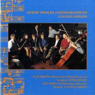 Bartók Béla: Concerto zenekarra; Nono, Luigi: Caminantes...Ayacucho