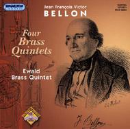 Bellon, Jean-François-Victor: Négy rézfúvós kvintett