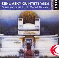 Zemlinsky / Danzi / Ligeti / Mozart / Damase
