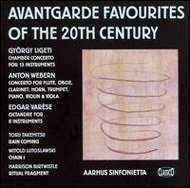 Avantegarde Favourites of the 20th Century