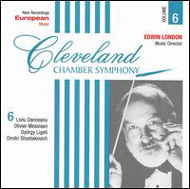 Cleveland Chamber Symphony, Vol. 6