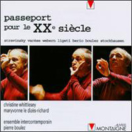 Passeport Pour Le XX Siècle