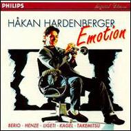 Håkan Hardenberger: Emotion