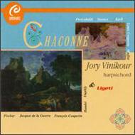 Jory Vinikour: Chaconne