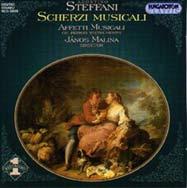 Steffani, Agostino: Scherzi Musicali - Hat kantáta