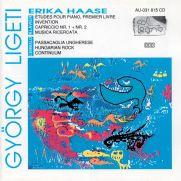 Ligeti György: Művek zongorára és csembalóra