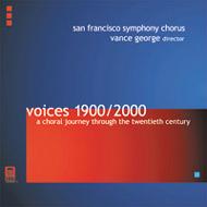 Voices 1900/2000 - a choral journey through the twentieth century