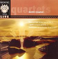 Nancarrow, Conlon: String Quartets No. 3; Ligeti György: String Quartet No. 2; Dutilleux, Henri: Ainsi la nuit