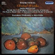 Farkas Ferenc: Kórusművek