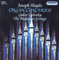 Haydn, Joseph: 5 orgonaverseny C-dúrban