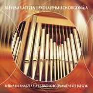 30 éves a váci Zeneiskola Jehmlich orgonája - Bednarik Anasztázia J. S. Bach orgonaműveket játszik