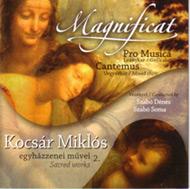 Magnificat - Kocsár Miklós Egyházzenei művei 2.
