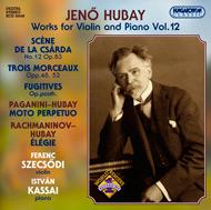 Hubay Jenő: Hegedű-zongoraművek 12.