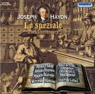Haydn, Joseph: Lo Speziale (A patikus, Hob. XXVIII:3)