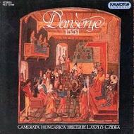 Danserye 1551 - Táncok és vokális megfelelőik a Susato-gyűjteményből