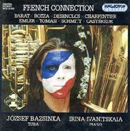 Bazsinka József: Francia kapcsolat